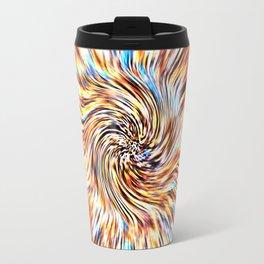 Dimension of Color Travel Mug
