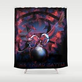 World War  3 Shower Curtain