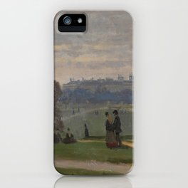 Hyde Park, London iPhone Case