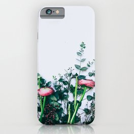 Peeking Nature Series iPhone Case