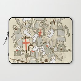 Bad Tempered Rodents Laptop Sleeve