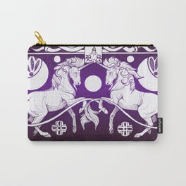 Celtic unicorn Carry-All Pouch