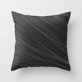 Black series 005 Throw Pillow