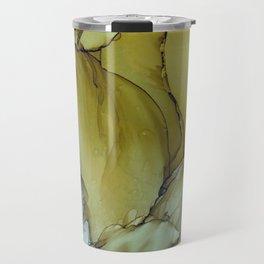 Golden Travel Mug