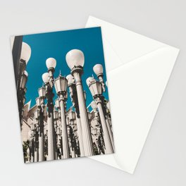 City of lights Stationery Cards