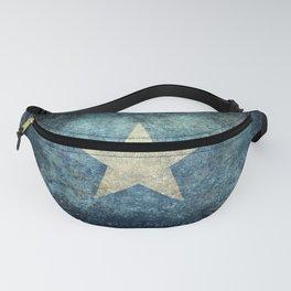 Somalian national flag - Vintage version Fanny Pack