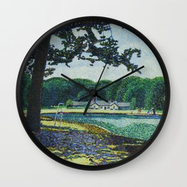 Regner Park Wall Clock