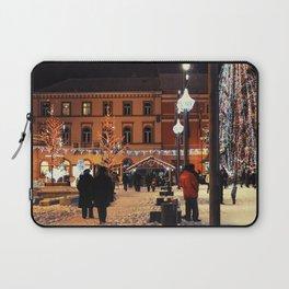Winter City Laptop Sleeve