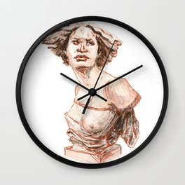 Fem top Wall Clock