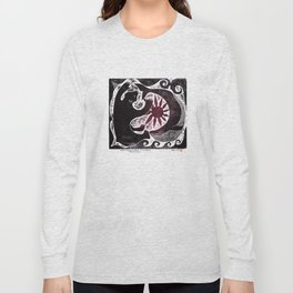 GODS -Support Ainu and Maori Exchange Programme- Long Sleeve T-shirt