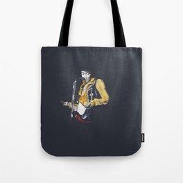 Jimi at Monterey 2 Tote Bag
