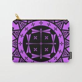 Ancestors (Black Lavender) Carry-All Pouch