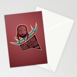 Bat'leths of Kronos Stationery Cards