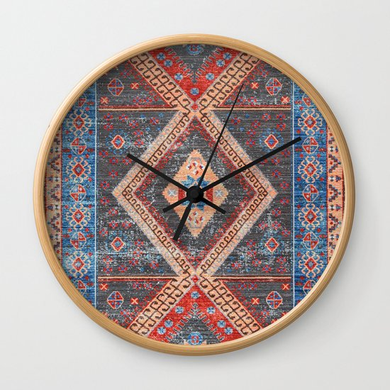 N19 - Boho Moroccan Oriental Artwork for Rustic and Farmhouse Styles. by arteresting
