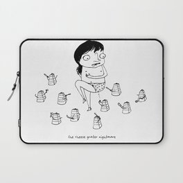 The Cheese Grater Nightmare Laptop Sleeve