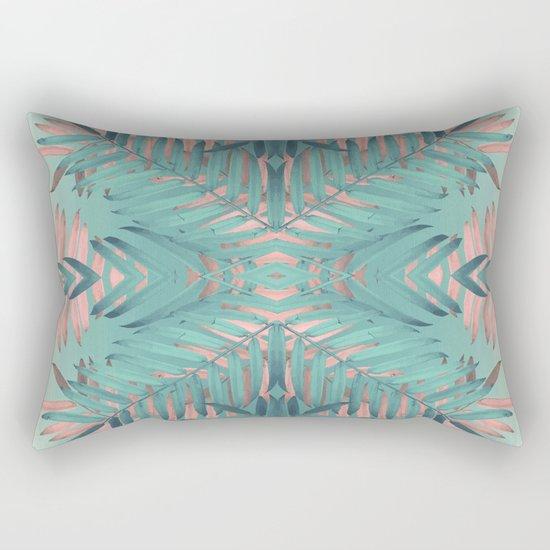 JUNGLE BOHO VIBES Rectangular Pillow