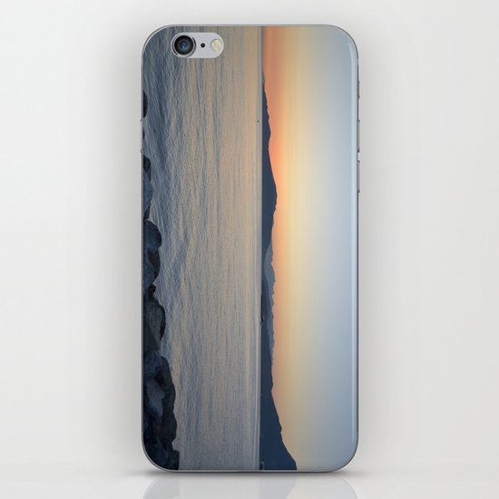 on a western shore iPhone & iPod Skin