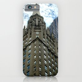 Spires of the Windy City iPhone Case