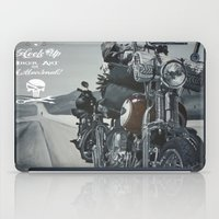 hook iPad Cases featuring Hook Up by Andy Depp