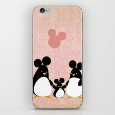 We are a family iPhone & iPod Skin