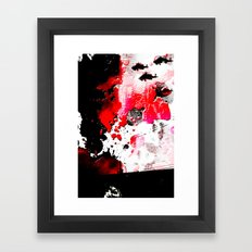 round two. Framed Art Print