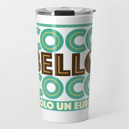 Coco Bello Coco Travel Mug