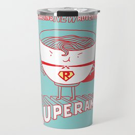 Superamen Travel Mug