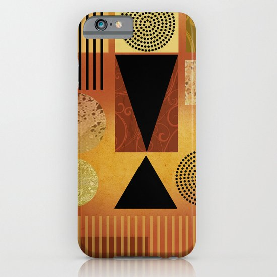 GEO-1 | yellow gold iPhone & iPod Case
