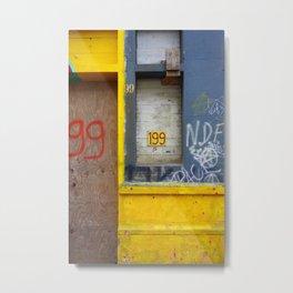 Bright Amsterdam Metal Print
