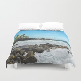 Hawaiian Ocean II Duvet Cover