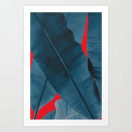 Tropical #3 Art Print