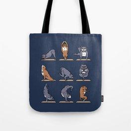 American Pit Bull Terrier Yoga Tote Bag