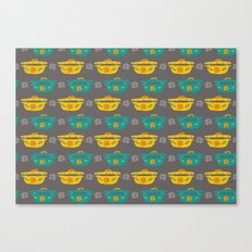 Casserole Dishes Canvas Print
