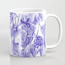 Iris Field Coffee Mug