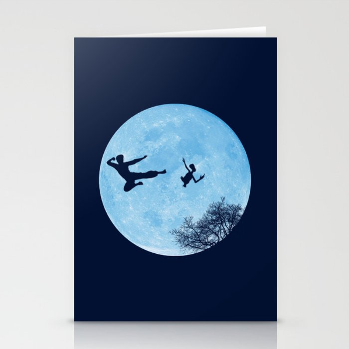 Go Big or Phone Home Stationery Cards