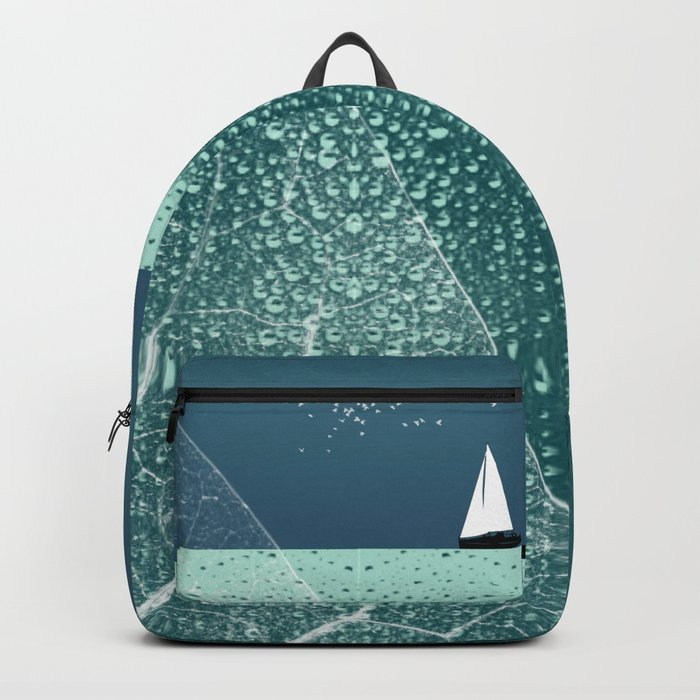 OCEAN WONDERLAND VIII Backpack
