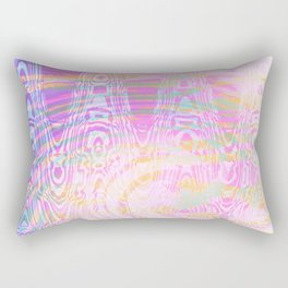 Remember that one night at Sunny's? Rectangular Pillow
