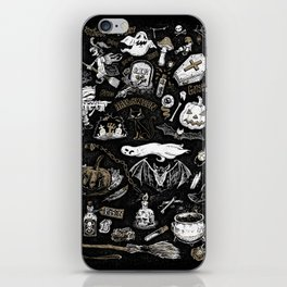 Witchcraft iPhone Skin