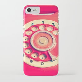 Trying to reach you iPhone Case