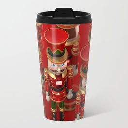 Nutcrackers Travel Mug