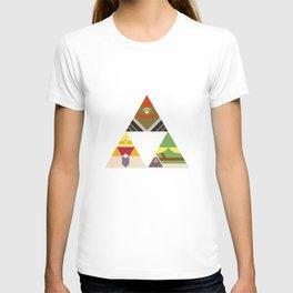 The Legend of Zelda: Legend of the Triforce T-shirt