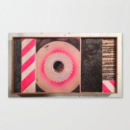 sound barrier  Canvas Print