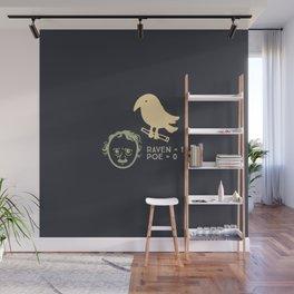 Poe & Raven (designer) Wall Mural