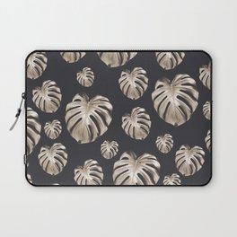 Tropical Monstera Dream #2 #tropical #pattern #decor #art #society6 Laptop Sleeve