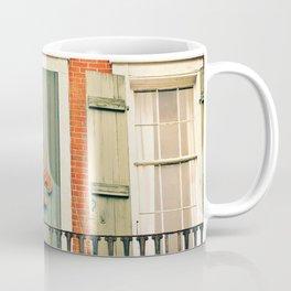 French Quarter Color, No. 5 Coffee Mug