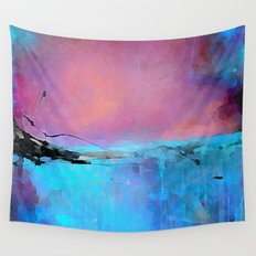 Versailles-Abstract  Wall Tapestry