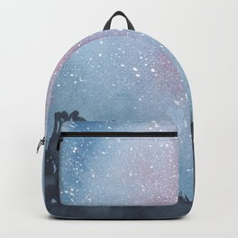 Night with stars Backpack
