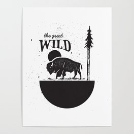 The Great Wild Poster