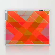 Abstract Strips Pattern Laptop & iPad Skin