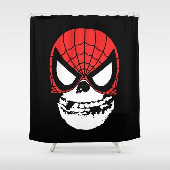 Misfit Sense Shower Curtain